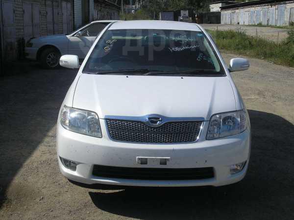 Toyota Corolla Fielder, 2006 год, 405 000 руб.