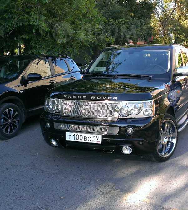 Land Rover Range Rover Sport, 2008 год, 1 400 000 руб.