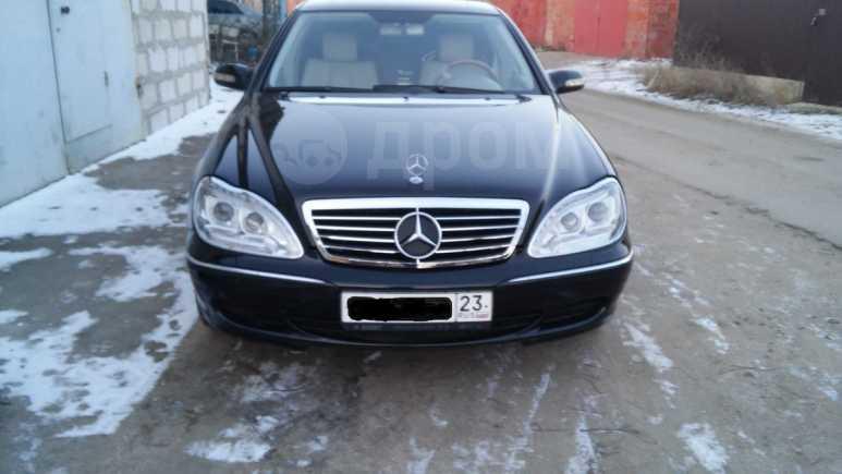 Mercedes-Benz S-Class, 2004 год, 555 000 руб.