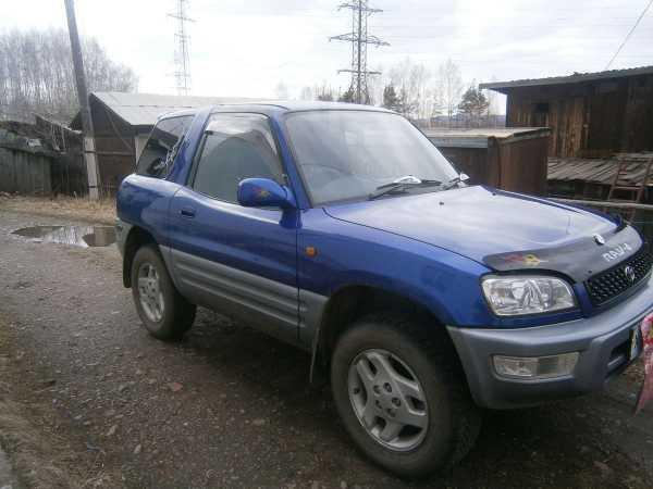 Toyota RAV4, 1997 год, 290 000 руб.