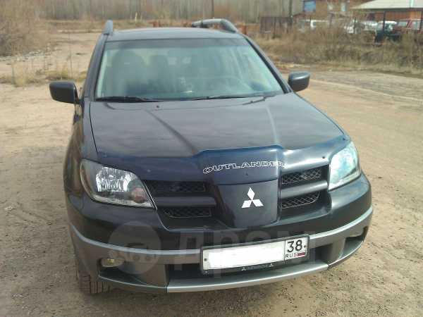 Mitsubishi Outlander, 2004 год, 480 000 руб.