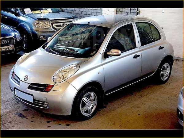 Nissan Micra, 2004 год, 360 000 руб.