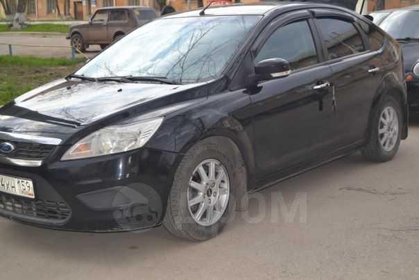 Ford Focus, 2008 год, 289 000 руб.