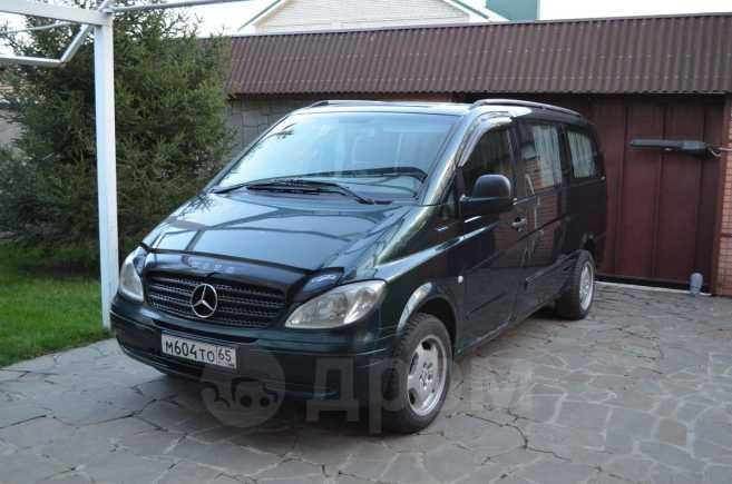 Mercedes-Benz Vito, 2004 год, 570 000 руб.