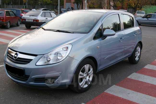 Opel Corsa, 2007 год, 280 000 руб.