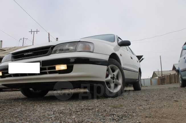 Toyota Caldina, 1998 год, 195 000 руб.