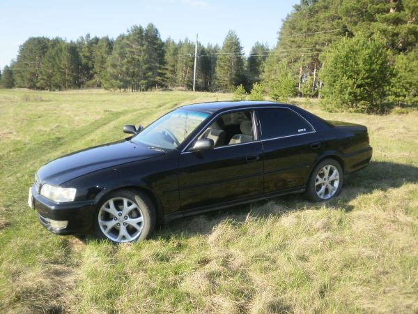 Toyota Chaser, 1997 год, 240 000 руб.