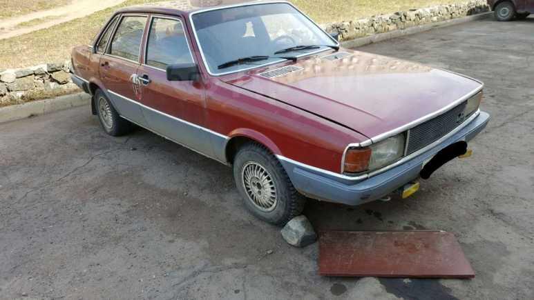 Audi 80, 1983 год, 70 000 руб.