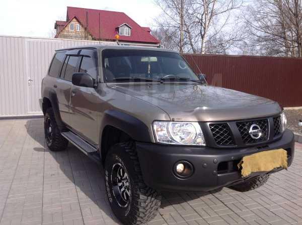 Nissan Patrol, 2014 год, 2 950 000 руб.