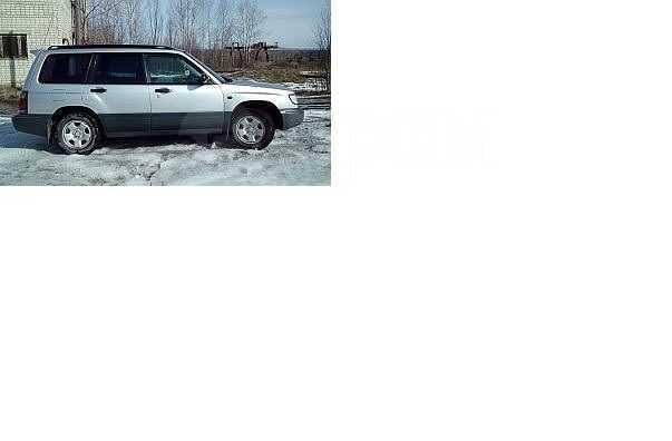 Subaru Forester, 1997 год, 349 000 руб.
