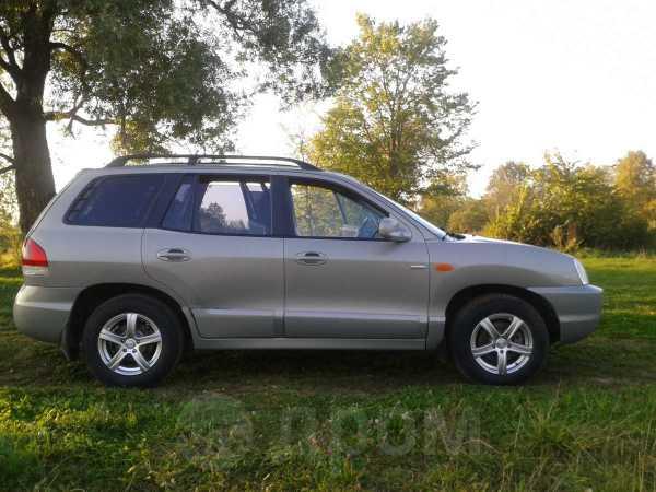 Hyundai Santa Fe, 2007 год, 350 000 руб.
