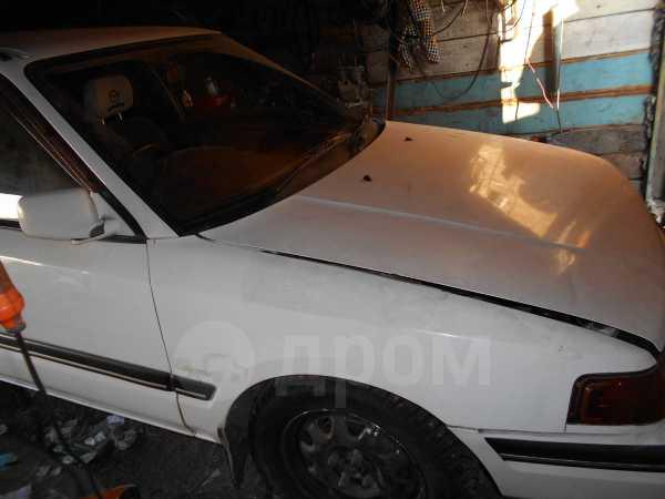Mazda Familia, 1990 год, 80 000 руб.