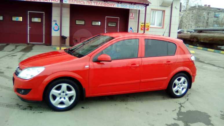 Opel Astra, 2007 год, 305 000 руб.