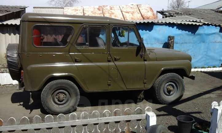 УАЗ 469, 1973 год, 80 000 руб.