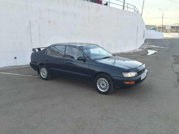 Toyota Corona, 1993 год, 129 000 руб.