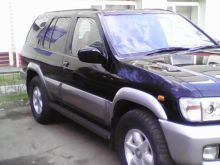 Хабаровск Terrano 2001