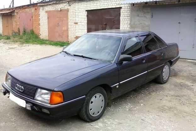 Audi 100, 1990 год, 115 000 руб.