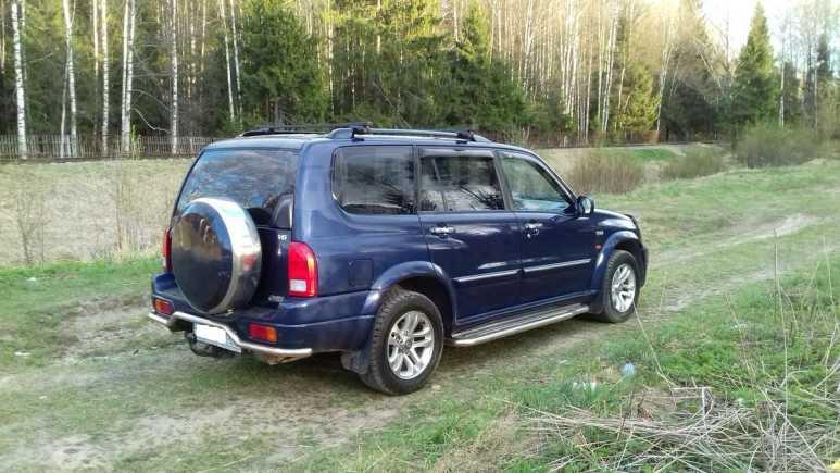 Suzuki XL7, 2005 год, 420 000 руб.