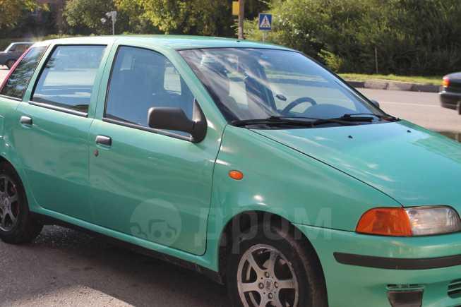 Fiat Punto, 1998 год, 110 000 руб.