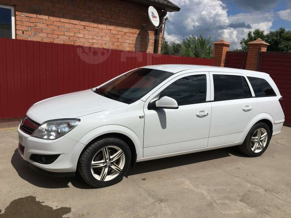 Opel Astra, 2010 год, 440 000 руб.