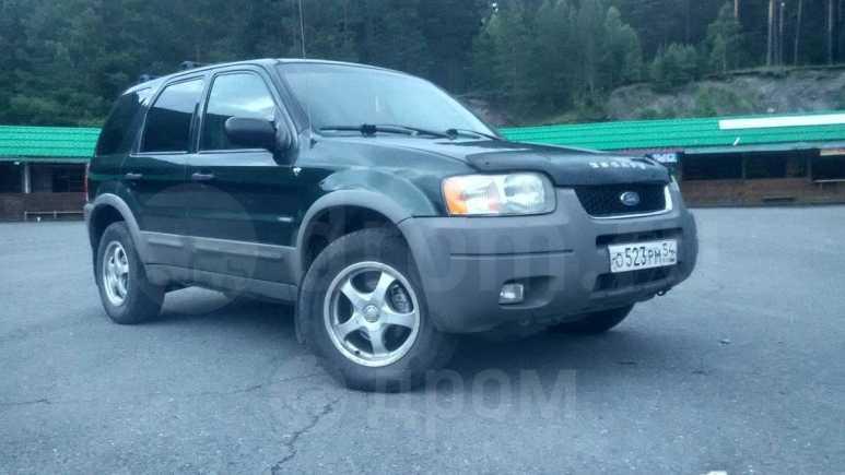 Ford Escape, 2001 год, 330 000 руб.