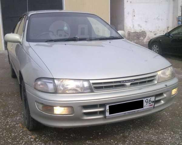 Toyota Carina, 1996 год, 137 000 руб.