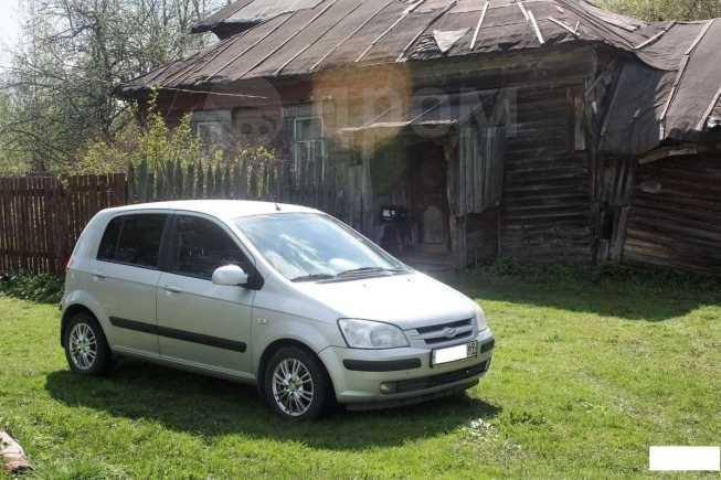 Hyundai Getz, 2005 год, 209 000 руб.