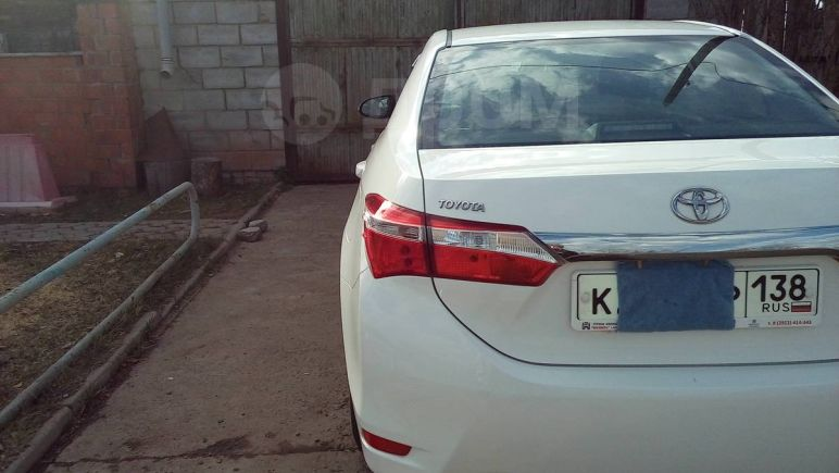 Toyota Corolla, 2014 год, 940 000 руб.