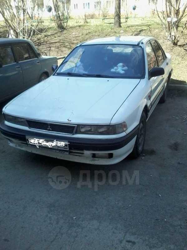Mitsubishi Galant, 1992 год, 50 000 руб.