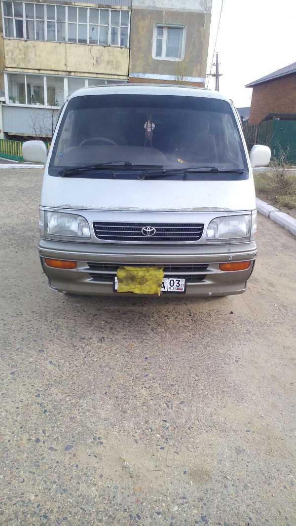 Toyota Hiace, 1996 год, 375 000 руб.