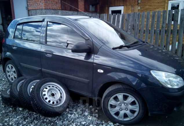 Hyundai Getz, 2010 год, 370 000 руб.