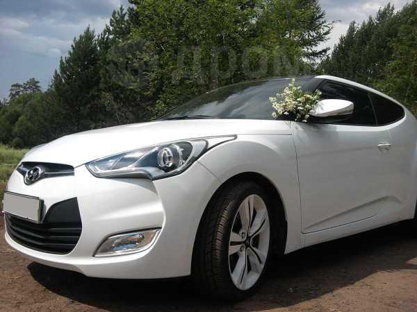 Hyundai Veloster, 2012 год, 800 000 руб.