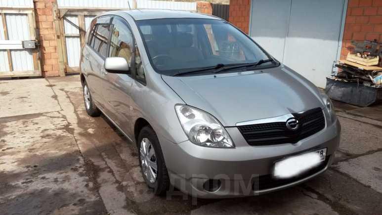 Toyota Corolla Spacio, 2003 год, 368 000 руб.