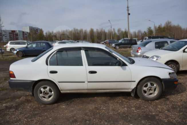 Toyota Corolla, 1992 год, 80 000 руб.