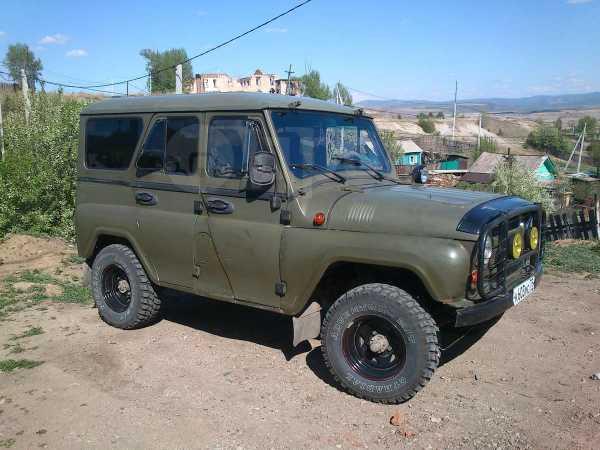 УАЗ 469, 1998 год, 180 000 руб.