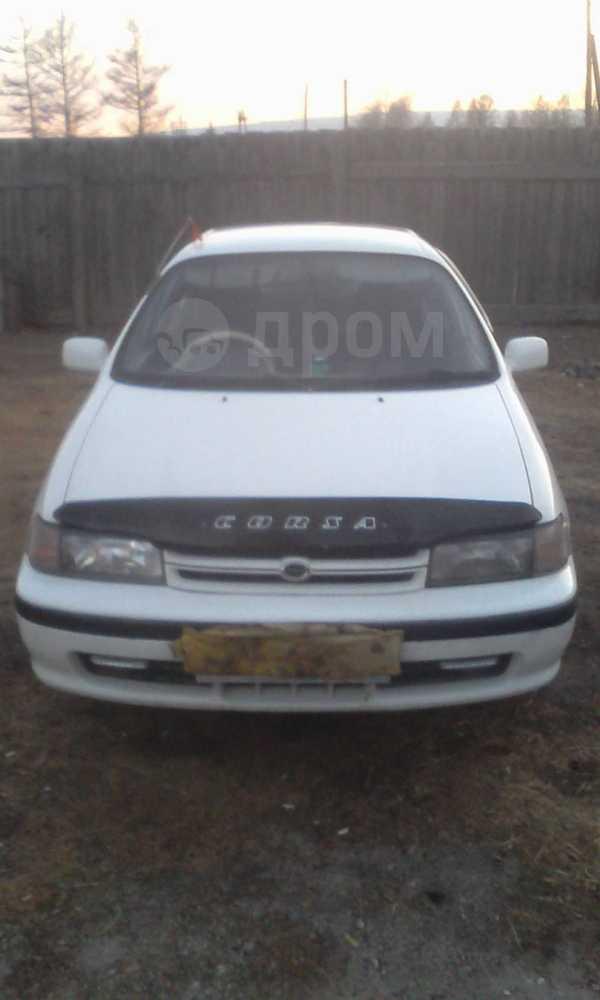 Toyota Corsa, 1994 год, 115 000 руб.