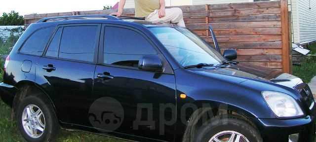 Chery Tiggo T11, 2007 год, 170 000 руб.