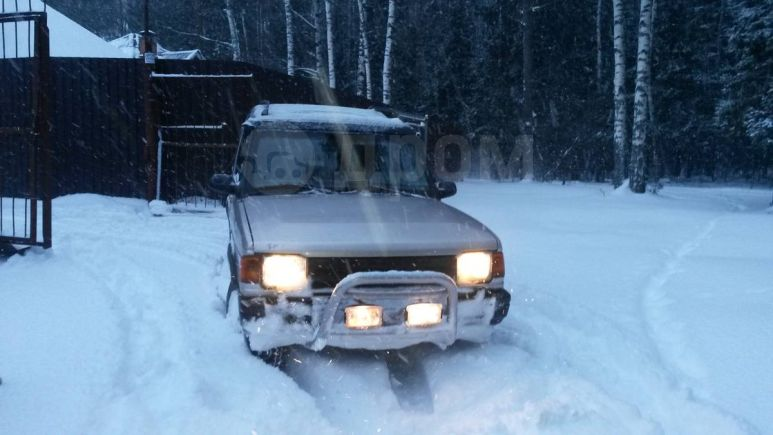 Land Rover Discovery, 1995 год, 239 999 руб.