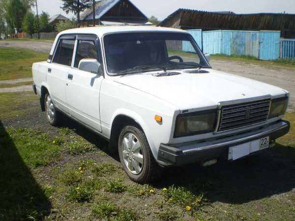 Лада 2107, 2006 год, 95 000 руб.