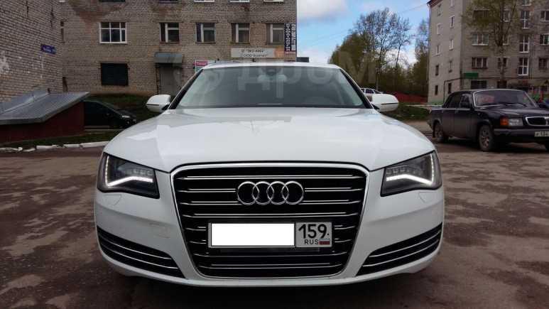 Audi A8, 2011 год, 1 500 000 руб.