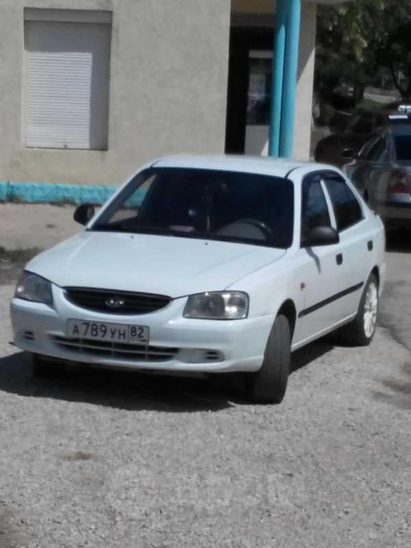 Hyundai Accent, 2012 год, 310 000 руб.