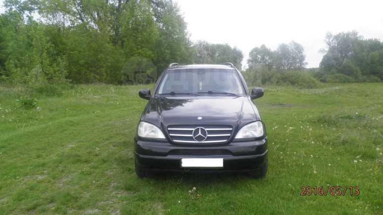 Mercedes-Benz M-Class, 2000 год, 439 000 руб.
