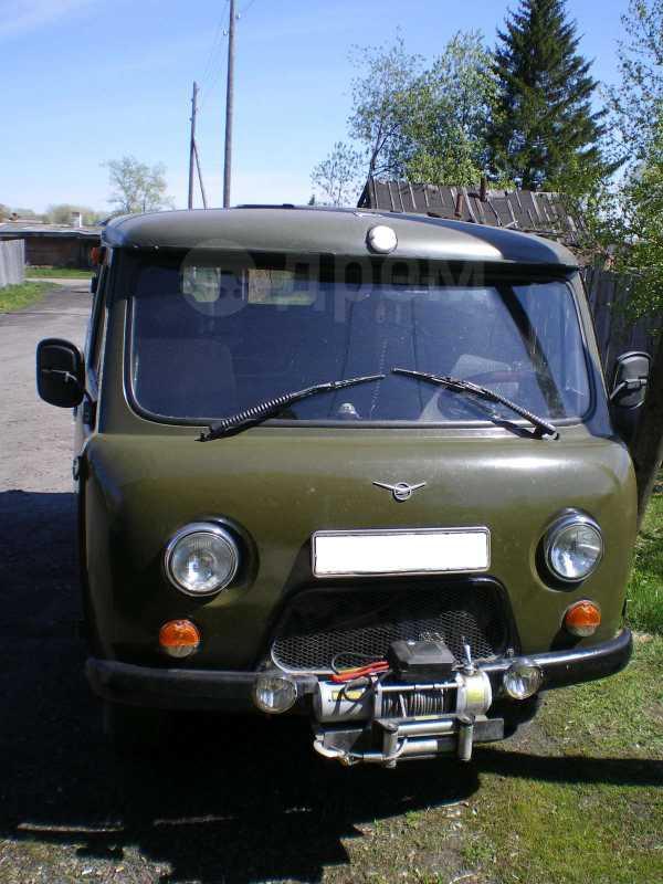 УАЗ Буханка, 2002 год, 180 000 руб.