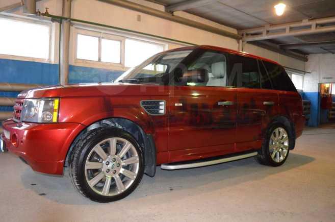 Land Rover Range Rover Sport, 2009 год, 1 190 000 руб.