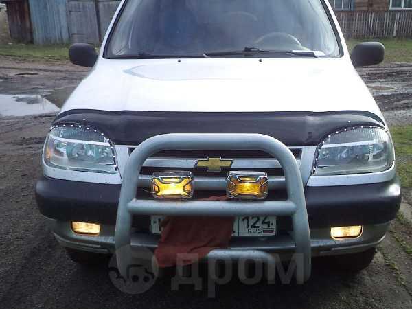 Chevrolet Niva, 2004 год, 240 000 руб.