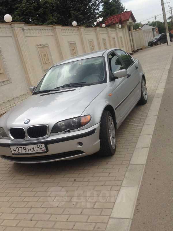 BMW 3-Series, 2004 год, 385 000 руб.