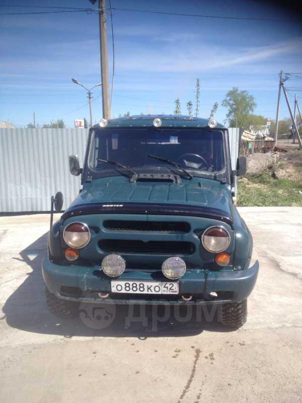 УАЗ Хантер, 2004 год, 240 000 руб.