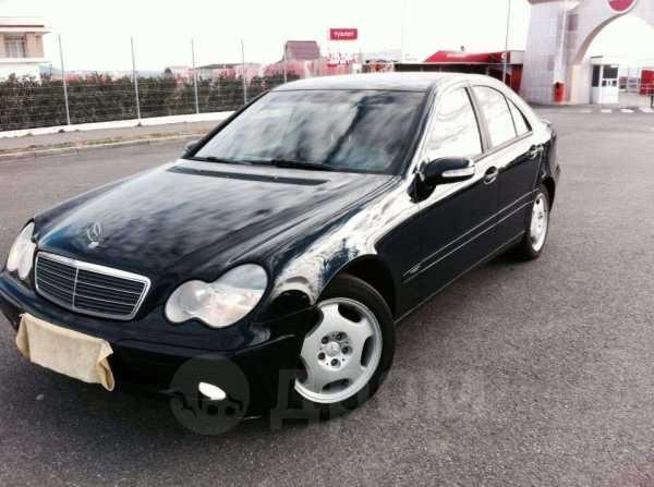 Mercedes-Benz C-Class, 2003 год, 330 000 руб.