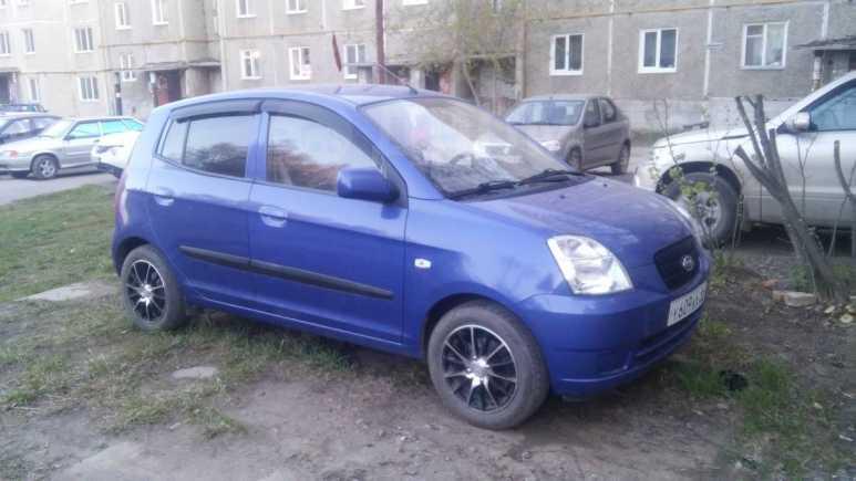 Kia Picanto, 2007 год, 200 000 руб.