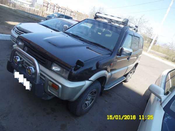Nissan Mistral, 1996 год, 450 000 руб.